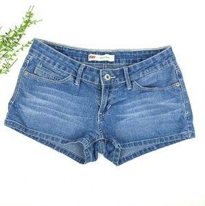 "Levi ""Shorty Short"" Jean Shorts"